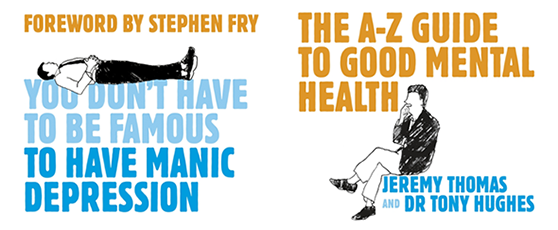Buy You Don't have to be Famous to have Manic Depression & The A-Z Guide to Good Mental Health on Amazon